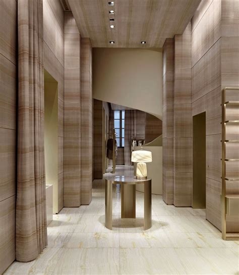 armani home interiors giorgio armani milan store the reopening at via