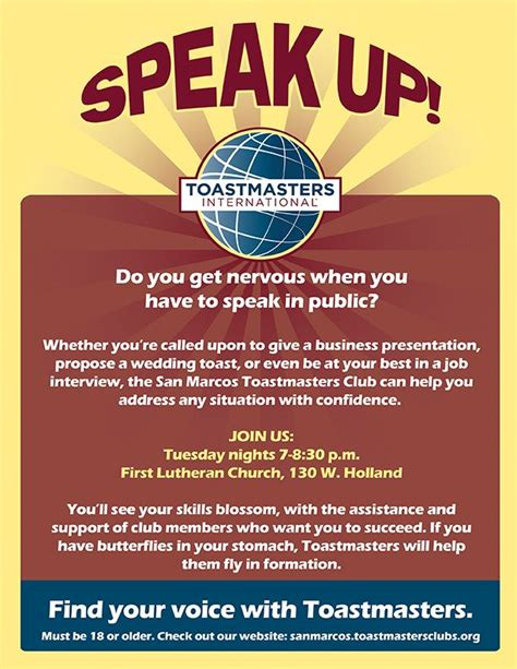 toastmasters business cards template 57 best images about toastmasters on church