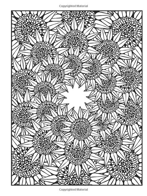 fractal coloring book 1000 ideas about dover coloring pages on