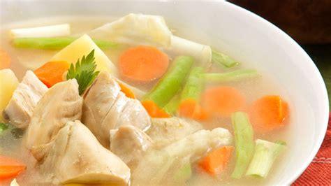 membuat kaldu ayam royco sop ayam royco