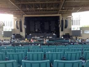 section f klipsch music center section f row m