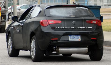 scoop alfa romeo test mule hides new jeep liberty s