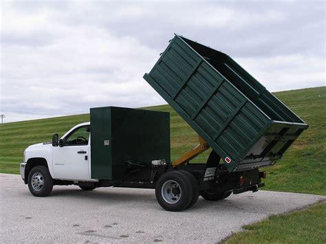 dump bodies paradise work trucks