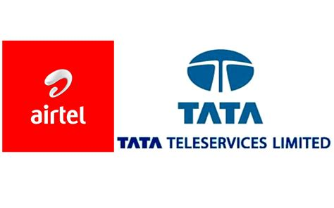 mobile bharti tata teleservices to merge consumer mobile business with