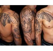 Pin Maori En Hombro Y Brazo Tatuajes Maories Tatuaje Para Hombres On