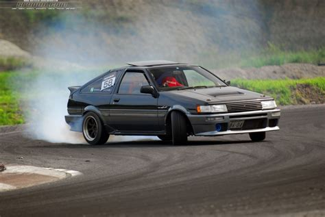 toyota drift cc analysis an objective view of the corolla ae86