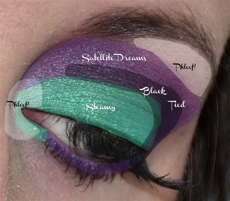 tutorial eyeshadow mac bright eye makeup eyemasq