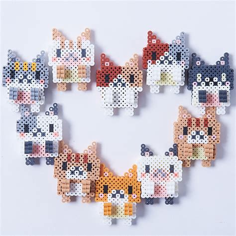 where can i get perler now you can perler bead cats keep you company while