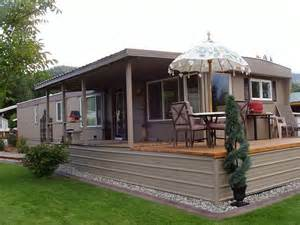 Old single wide mobile home remodel flat roof single wide mobile