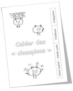 Cahier des champions - Maikresse72