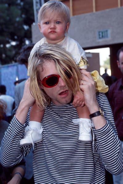 kurt cobain daughter biography 7 iconic photos of kurt cobain the hollywood gossip