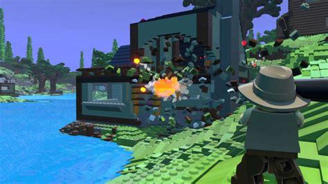 LEGO Worlds Trailer   YouTube