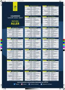 Calendrier Match Foot Psg 2015 Sports Calendrier 2016 2017 De Ligue 1 Un Choc Psg Om
