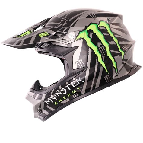 oneal motocross helmets oneal 812 ricky dietrich replica mx monster energy enduro