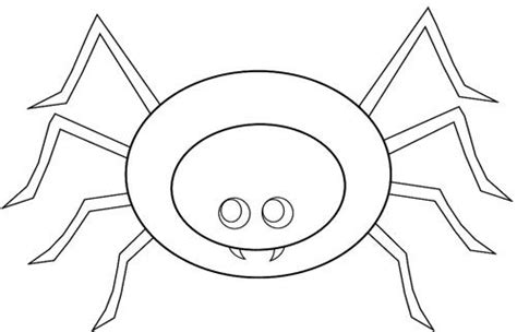 cute spider coloring pages very cute spider coloring page cute spider pinterest