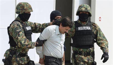 El Chapo Ukuran L mexique le baron de la drogue quot el chapo quot a 233 t 233 captur 233 l express