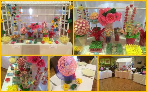 decoracion mesas chuches mesa de chuches colorida decoilusi 243 n maca