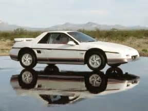Pontiac Fero Pontiac Fiero Cartype