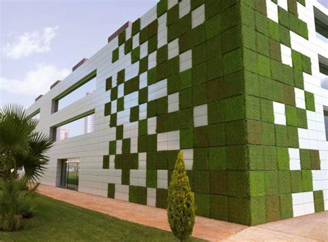 Vertical Garden Architecture Lifewall Modular Vertical Garden Panels Clean Up The Air