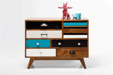 get modern vintage interiors with kare design