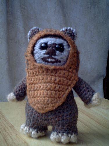 amigurumi ewok pattern free wicket the ewok crochet pattern make