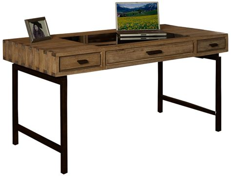 wood and metal writing desk tressle desk modern trestle tables for your interior