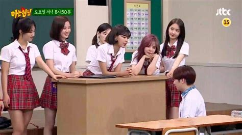 dramafire knowing brothers ep 83 girls generation takes over ask us anything in new