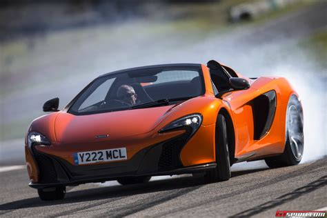 all mclaren road cars to be hybrid in 10 years gtspirit