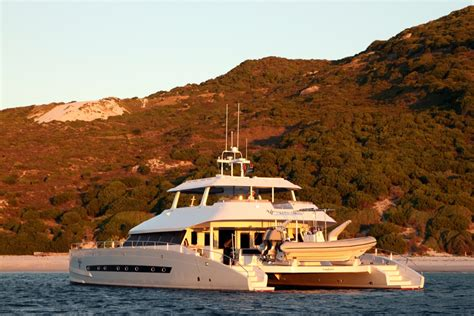 catamaran superyacht luxury catamarans yacht charter superyacht news
