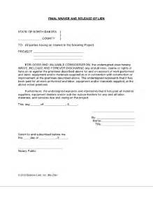 lien waiver release form fill online printable