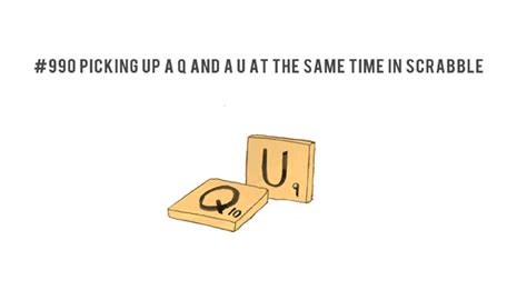 is qu a scrabble word qu a word in scrabble scrabble words with q slideshow