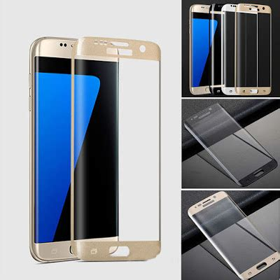 Tempered Glass Curve Cover Samsung S7 Edge Quality tempered glass for samsung galaxy s7 edge 3d curve s7 edge