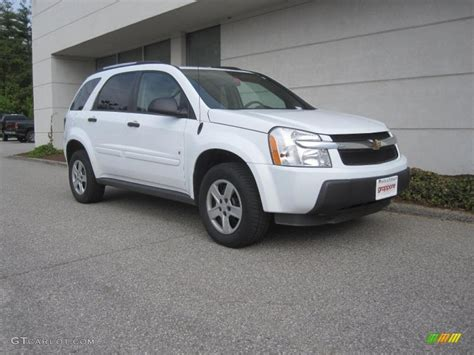 chevrolet equinox white 2006 summit white chevrolet equinox ls awd 29899825
