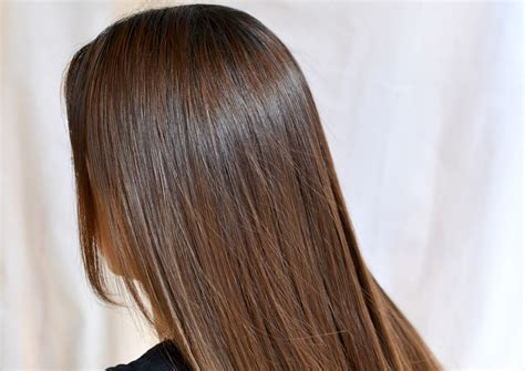 hair back of how to get sleek hair 7 steps with pictures wikihow