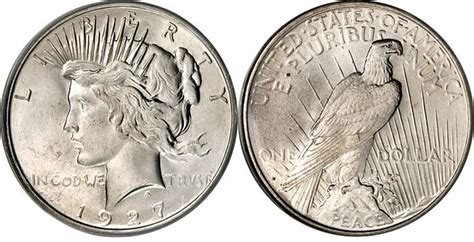 most valuable dollars most valuable peace silver dollars us coin values