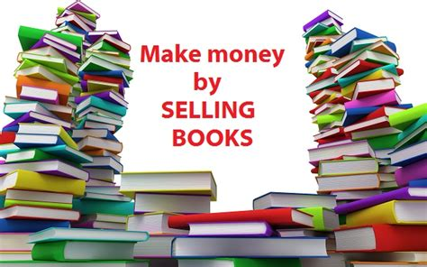 Make Money Selling Books Online - how to sell used books online to earn money money making tips trick trick