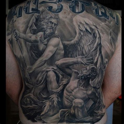 st michael tattoo st michael pinterest