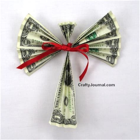 How Much Does A 25 Dollar Gift Card Cost - dollar bill angel