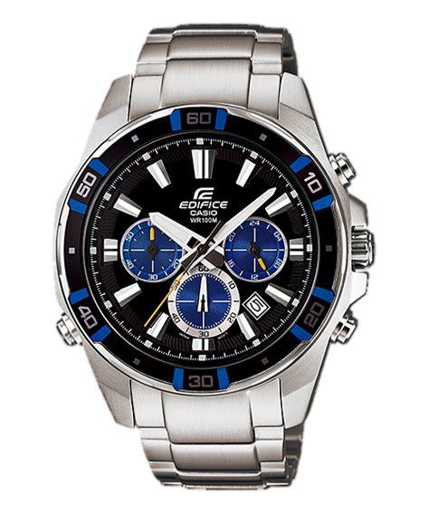 Casio Edifice Efr 534d 1a2v Original efr 534d 1a2v standard chronograph edifice
