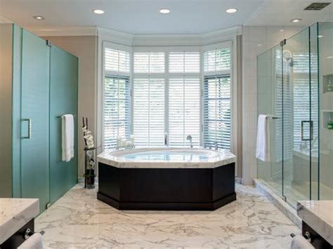 bathroom bay window photo page hgtv