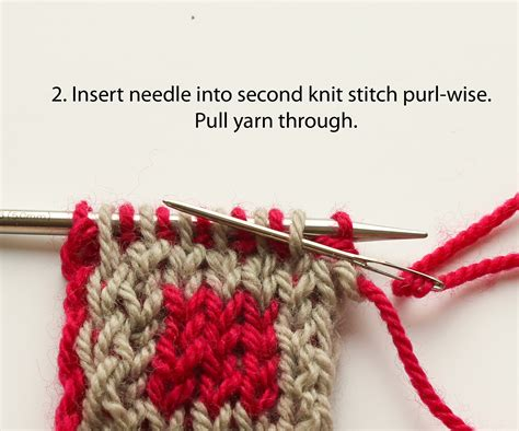 video tutorial knitting double knit tutorial iv sewn bind off eastlondonknit