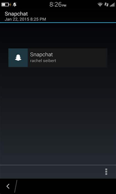 snapchat apk file snapchat notifications in hub 10 3 1 1450 blackberry forums at crackberry
