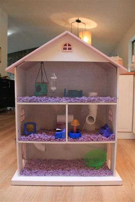 hamster doll house amazing hamster cage ideas all pet cages