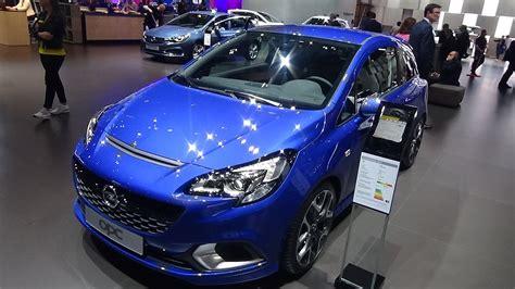 opel opc 2017 2017 opel corsa opc exterior and interior geneva motor