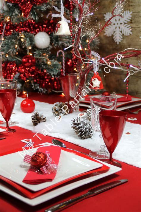 Decoration Noel 2014 by Box D 233 Co De Table Noel 2014 Et Blanc En Laponie