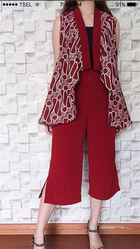 Blouse Batik Pink Kombinasi 750 best clothes idea batik tenun songket ikat kebayamixed etc images on