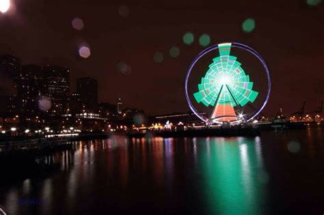 pin by larissa on seattle great wheel pinterest