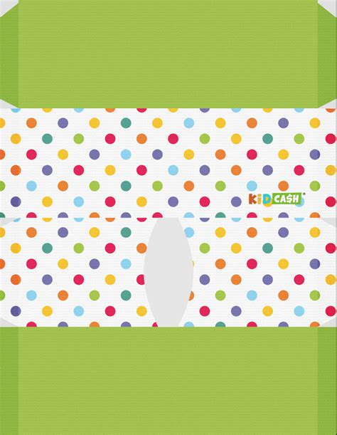printable paper wallet tons of cute free printable wallets to keep your kidcash safe