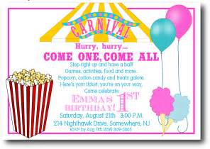 Carnival Themed Invitations Templates Free by Carnival Ticket Invitation Template Cliparts Co