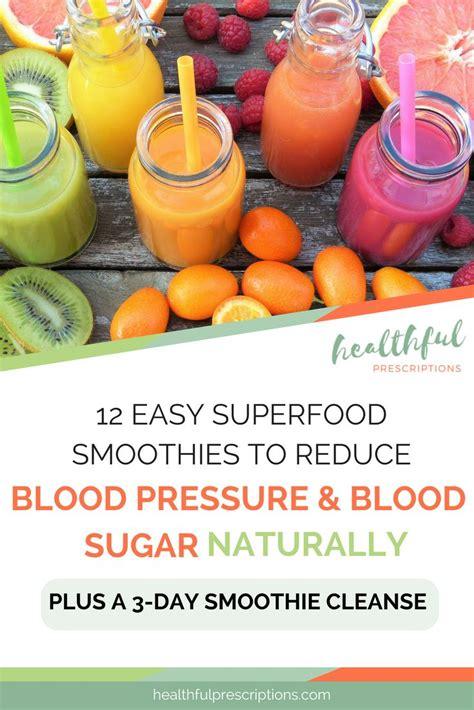 3 Day Jumpstart Smoothie Detox by Best 25 High Blood Sugar Ideas On High Blood
